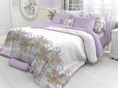 Постельное белье Verossa Constante Lupin Комплект 1.5 спальный Перкаль 717567