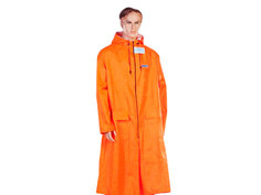 Плащ-дождевик Water Proofline Poseidon р.56-58/182-188 Orange