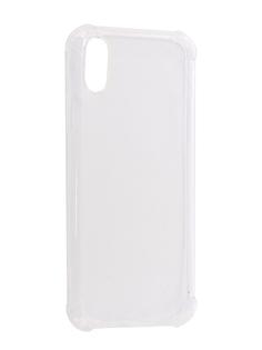 Аксессуар Чехол Liberty Project Silicone TPU Armor Case для APPLE iPhone X Transparent 0L-00038620
