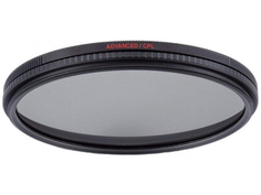 Светофильтр Manfrotto Advanced 58mm MFADVCPL-58