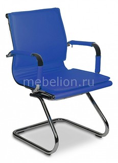Стул Бюрократ CH-993-Low-V/blue