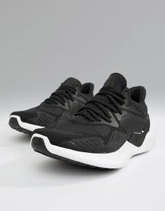 Черные кроссовки Adidas Running Alphabounce beyond ac8273 - Черный