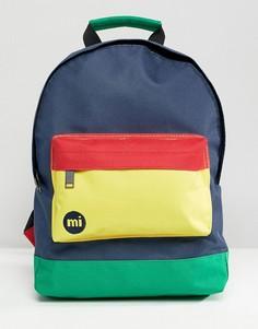 Маленький рюкзак в стиле колор блок Mi-Pac - Мульти