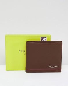 Коричневый бумажник Ted Baker Dooree - Рыжий