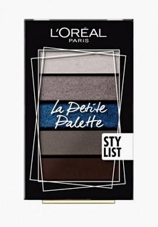 """Палетка для глаз LOreal Paris LOreal Мини """"La Petite Palette"""", оттенок 04, Элегантность"""