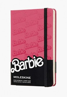 Блокнот Moleskine LIMITED EDITION BARBIE