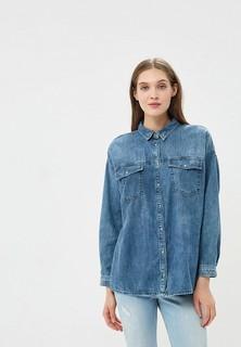 Рубашка джинсовая Colins Colins