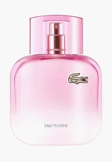 Туалетная вода Lacoste L.12.12 Pour Elle Eau Fraiche, Eau De Lacoste. Водный, цветочный, 50 мл
