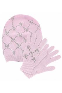 Комплект: шапка, перчатки Blugirl