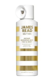 Спрей-автозагар INSTANT BRONZING MIST, 200 ml James Read