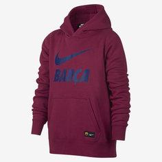 Худи для школьников FC Barcelona Nike