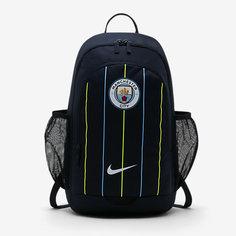 Футбольный рюкзак Manchester City FC Nike