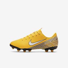 Футбольные бутсы для игры на разных покрытиях для дошкольников школьников  Nike Jr. Mercurial Vapor 8510ddaf2b3
