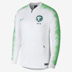 Мужская футбольная куртка Saudi Arabia Anthem Nike