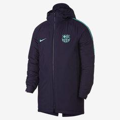 Мужская куртка FC Barcelona Squad Nike