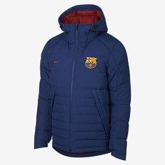 Мужская куртка с пуховым наполнителем FC Barcelona Nike