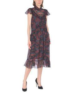Платье длиной 3/4 Coach