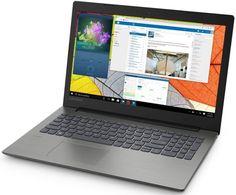 "Ноутбук LENOVO IdeaPad 330-15IGM, 15.6"", Intel Pentium N5000 1.1ГГц, 4Гб, 500Гб, Intel UHD Graphics 605, Free DOS, 81D1003MRU, черный"
