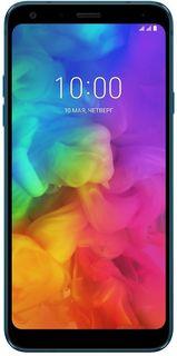 Смартфон LG Q7+ Q610NA, синий