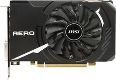 Видеокарта MSI nVidia GeForce GTX 1060 , GeForce GTX 1060 AERO ITX 3G, 3Гб, GDDR5, Ret