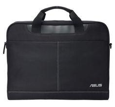 """Сумка для ноутбука ASUS Nereus Carry Bag 16"""" полиэстер черный [90-xb4000ba00010-]"""