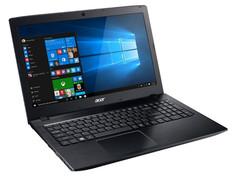 Ноутбук Acer Aspire E5-576G-3062 NX.GTZER.025 Black (Intel Core i3-6006U 2.0 GHz/8192Mb/1000Gb/nVidia GeForce 940MX 2048Mb/Wi-Fi/Bluetooth/Cam/15.6/1366x768/Windows 10 64-bit)