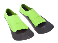 Ласты Mad Wave Fins Training II Rubber 36-38 Green-Black M0749 03 3 06W