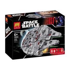 Конструктор Lele Space Battle 35002 Большой Сокол Тысячелетия
