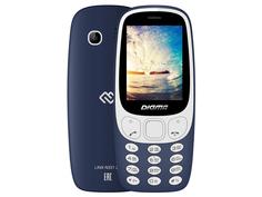 Сотовый телефон Digma Linx N331 Dark Blue