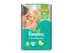 Подгузники Pampers Active Baby-Dry Junior 11-16кг 10шт 8001090784209