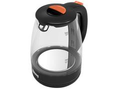 Чайник Яромир ЯР-1032 Black-Orange