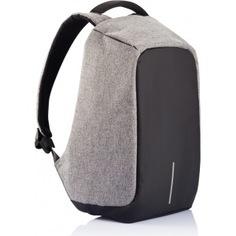 """Рюкзак для ноутбука до 15"""" xd design bobby, серый p705.542"""