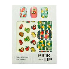 Наклейки для ногтей переводные PINK UP NAIL DESIGN тон 574