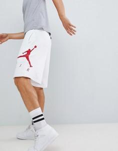 Белые шорты с принтом Jordan AJ0807-100 - Белый