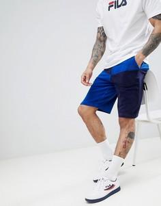 Синие шорты Fila Black Line - Синий