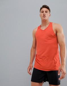 Оранжевая майка adidas Running Supernova CZ8722 - Оранжевый