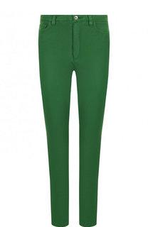 Однотонные укороченные джинсы Dolce & Gabbana