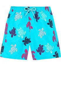 Плавки-шорты с принтом Vilebrequin