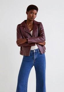 Куртка кожаная Mango - PERFECT3