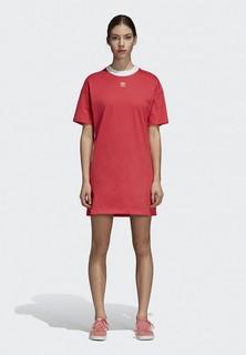 Платье adidas Originals TREFOIL DRESS