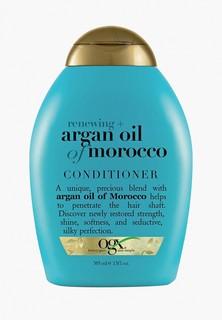Кондиционер для волос Johnson & Johnson OGX, восстанавливающий, с аргановым маслом, 385 мл