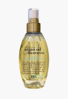 Масло для волос Johnson & Johnson OGX спрей Легкое сухое арганово Марокко для восстановления, 118 мл