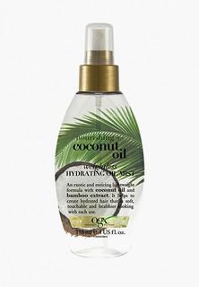 Масло для волос Johnson & Johnson OGX спрей Легкое увлажняющее с кокосовым маслом, 118 мл