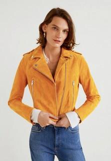 Куртка кожаная Mango - TEXAS
