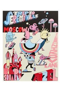 Постер Moscow Jeremyville