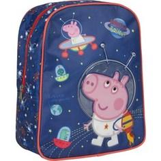 Рюкзачок дошкольный Росмэн средний Свинка Пеппа (32042)