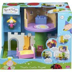 Игровой набор Росмэн Волшебный замок с фигуркой Холли (30979)