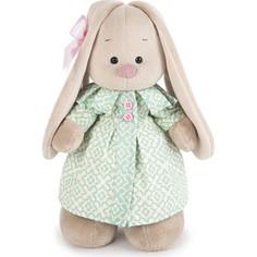 Мягкая игрушка Budi Basa Зайка Ми в бирюзовом пальто (малая) (StS-204)