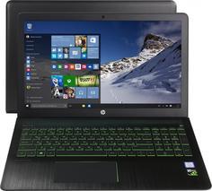 Ноутбук HP Pavilion 15-cb013ur (черный)