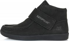 Ботинки для мальчиков Caterpillar Ryder Velcro Fleece, размер 31